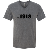 Restored 100 (1918) -- Vyrams Premium V-Neck T-Shirt