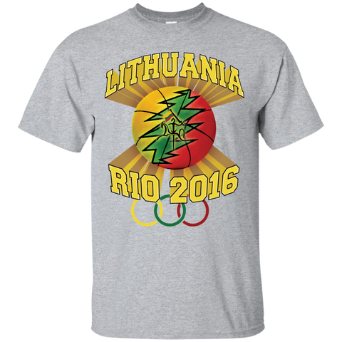 Rio Olympic Basketball -- Guys T-Shirt