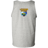 Vytis w/ Flag -- Guys Tank Top