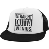 Outta Vilnius -- Trucker Hat with Snapback