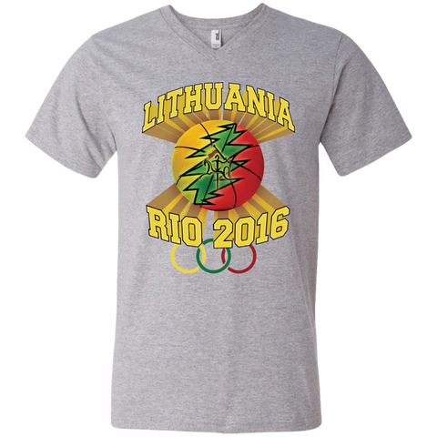 Rio Olympic Basketball -- Guys V-Neck