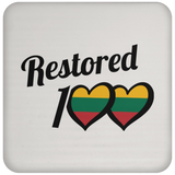Restored 100 (100 Love) -- Suvenyrai Coaster