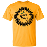 Restored 100 (Vytis Black Circle) -- Vyrams T-Shirt
