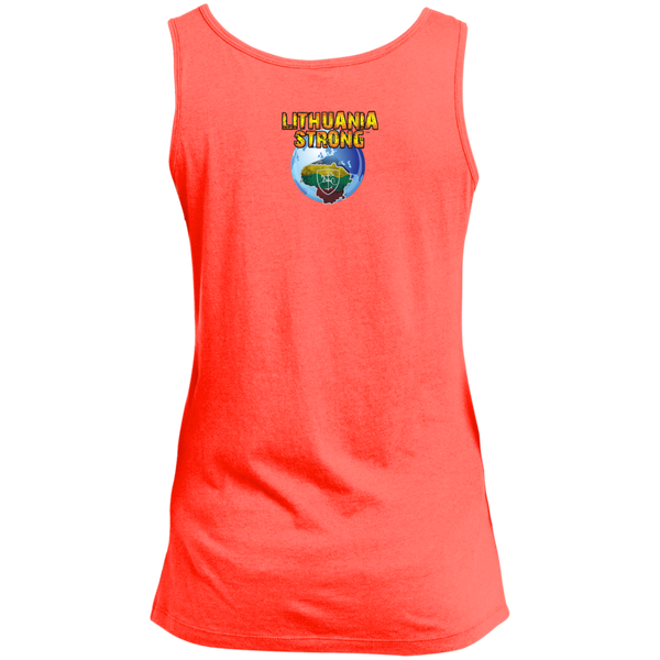 Outta Siauliai -- Gals Scoop Neck Tank