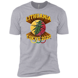 Lithuania Basketball Tokyo 2020 - Youth Boys/Girls Premium T-Shirt