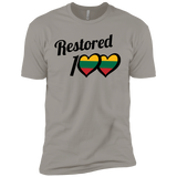 Restored 100 (Love) -- Juanimas Premium T-Shirt