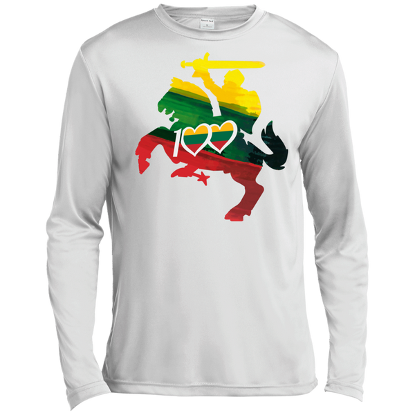 Restored 100 (Knight) -- Vyrams Tall Moisture Absorbing Long Sleeve
