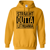 Outta Lithuania -- Guys/Gals Hoodie