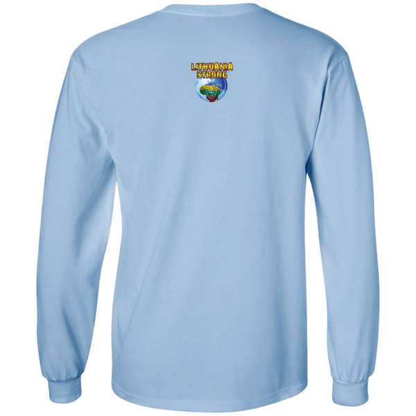 Olympic Medalist -- Guys Long Sleeve