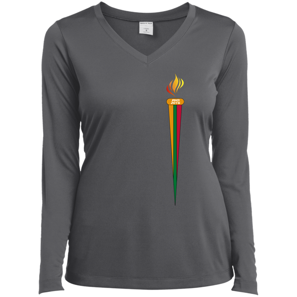 Rio Torch -- Gals Performance V-Neck