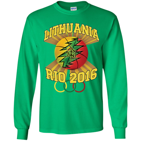 Rio Olympic Basketball -- Youth Boys/Girls Long Sleeve