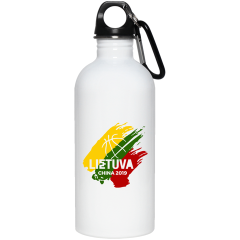 Lietuva BB China 2019 -- Stainless Steel Water Bottle