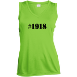 Restored 100 (1918) -- Moterims Sleeveless Moisture Absorbing V-Neck