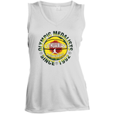 Olympic Medalist -- Gals Performance Sleeveless V-Neck