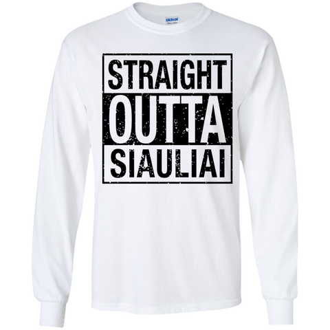 Outta Siauliai -- Youth Boys/Girls Long Sleeve