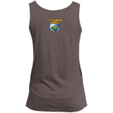 Rio Olympic Basketball -- Gals Scoop Neck Tank