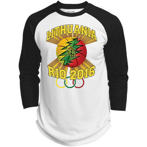Rio Olympic Basketball -- Guys Baseball Jersey