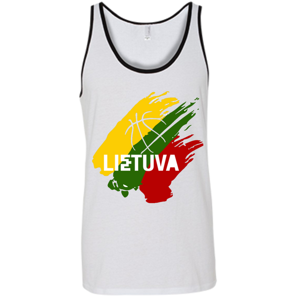 Lietuva Rio -- Guys/Gals Bella+Canvas Tank Top