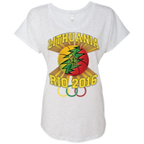 Rio Olympic Basketball -- Next Level Gals Dolman Sleeve