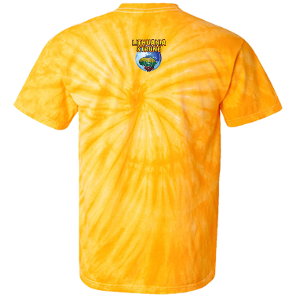 Olympic Medalists -- Guys/Gals Tie Dye