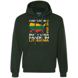 Made in Lithuania -- Guys/Gals Heavyweight Hoodie