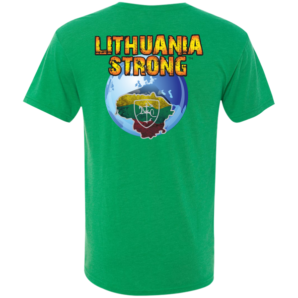 Outta Siauliai -- Guys Next Level V-Neck