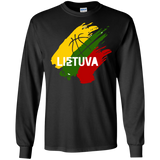 Lietuva BB -- Guys Long Sleeve