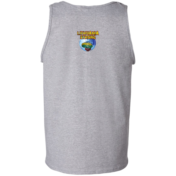 Outta Lithuania -- Guys Tank Top