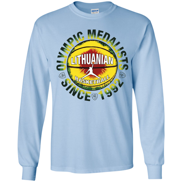 Olympic Medalist -- Youth Boys/Girls Long Sleeve