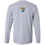I Love Lietuva -- Youth Boys/Girls Long Sleeve