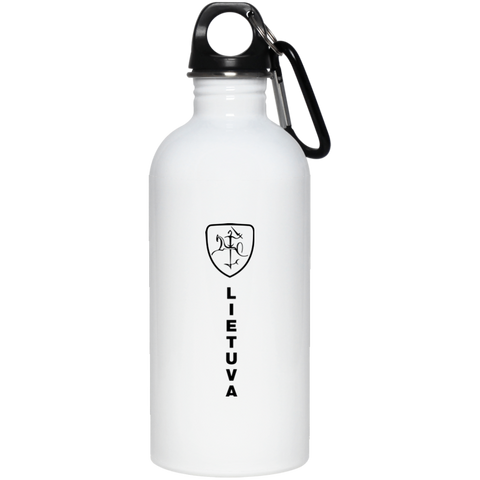 Vytis Lietuva -- Stainless Steel Water Bottle
