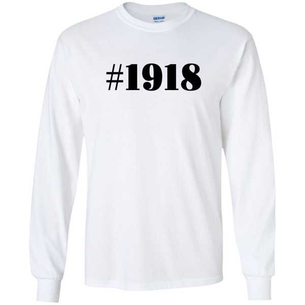 Restored 100 (1918) -- Jaunimas Long Sleeve T-Shirt