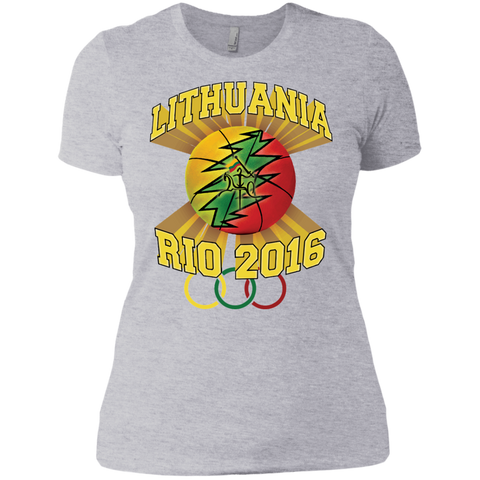 Rio Olympic Basketball -- Gals Next Level Boyfriend Tee