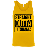 Outta Lithuania -- Guys/Gals Bella+Canvas Tank Top
