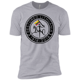 Restored 100 (Vytis Black Circle-- Juanimas Premium T-Shirt