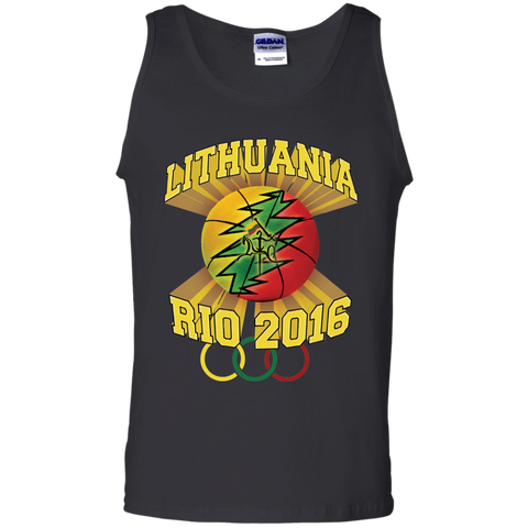 Rio Olympic Basketball -- Guys Tank Top