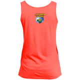 Outta Kaunas -- Gals Scoop Neck Tank