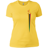 Rio Torch -- Gals Next Level Boyfriend Tee