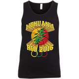 Rio Olympic Basketball -- Youth Boys/Girls Bella+Canvas Youth Tank Top