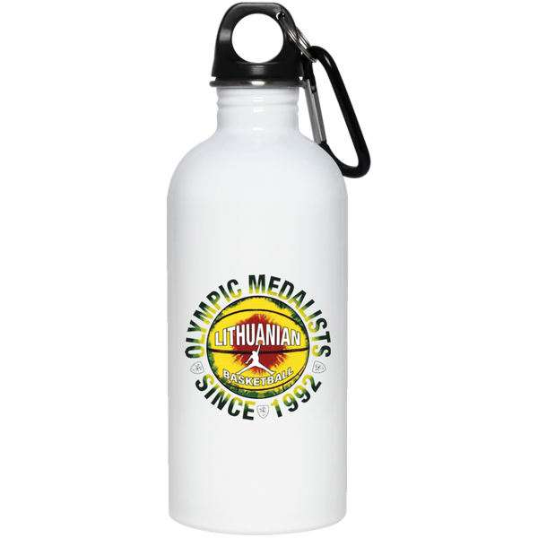 Olympic Medalist -- Stainless Steel Water Bottle