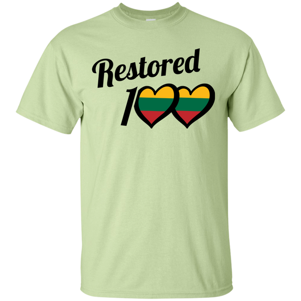 Restored 100 (100 Love) -- Vyrams T-Shirt