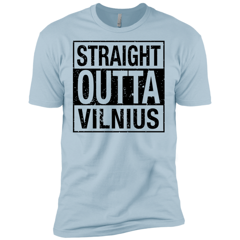Outta Vilnius -- Guys Next Level Premium T-Shirt