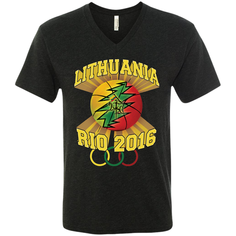 Rio Olympic Basketball -- Guys Next Level V-Neck