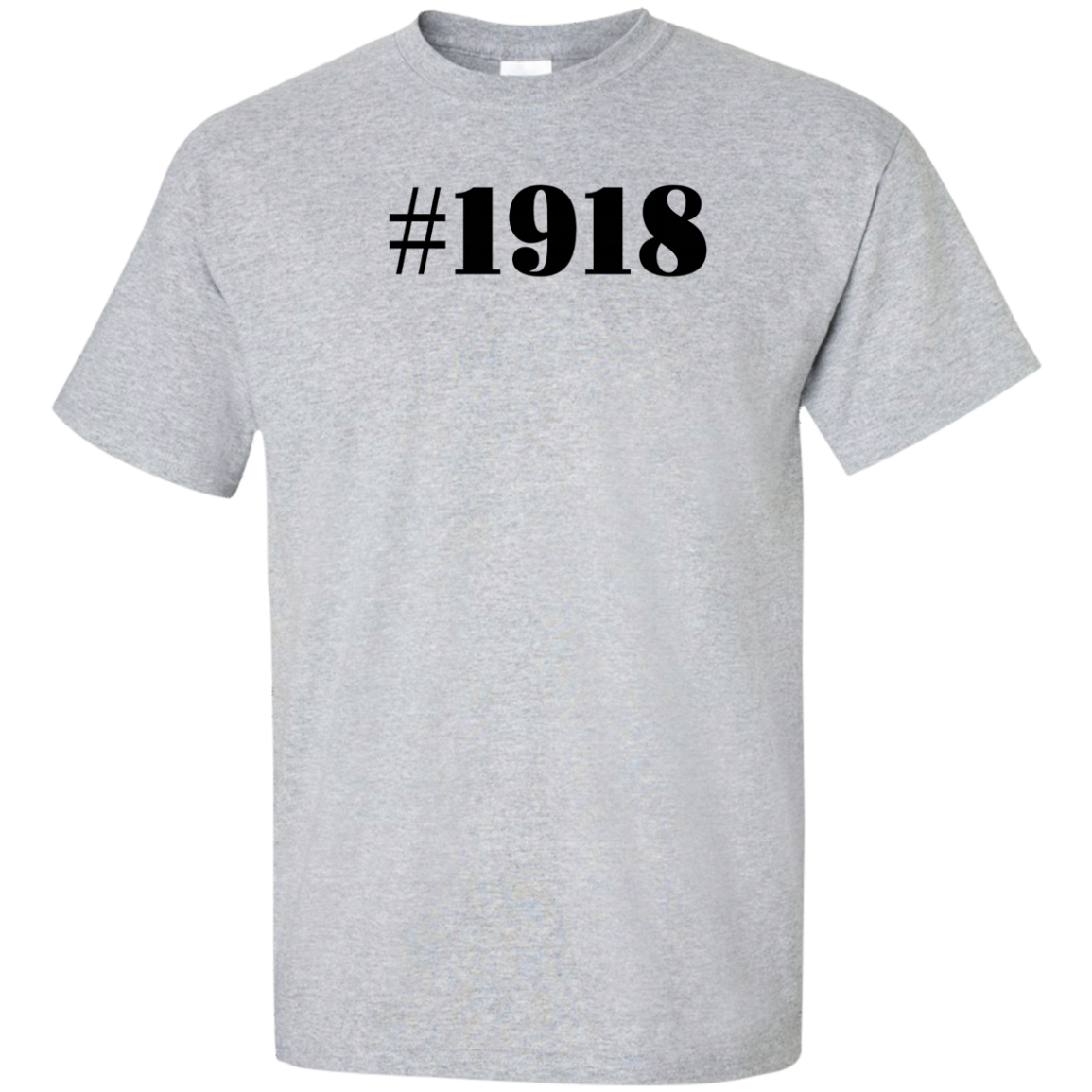 Restored 100 (1918) -- Vyrams Tall T-Shirt