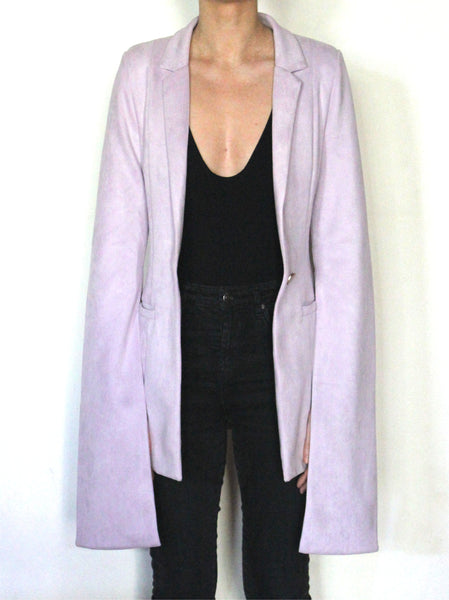 Hands of Fate Blazer Lilac