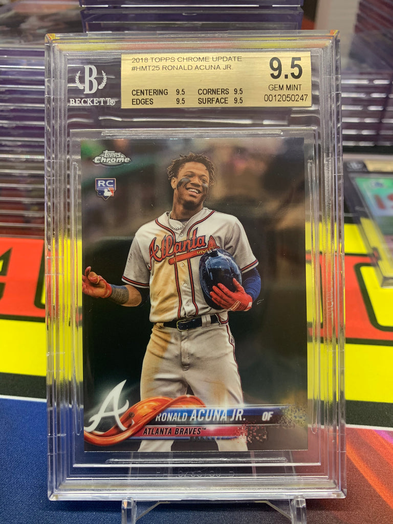 ALL-TIME BASEBALL GRADED CARD BREAK (30-Spot) Random Teams #4