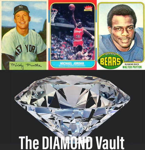 (LAST ONE IN SERIES) SlickerSports EXCLUSIVE: The DIAMOND Vault #10