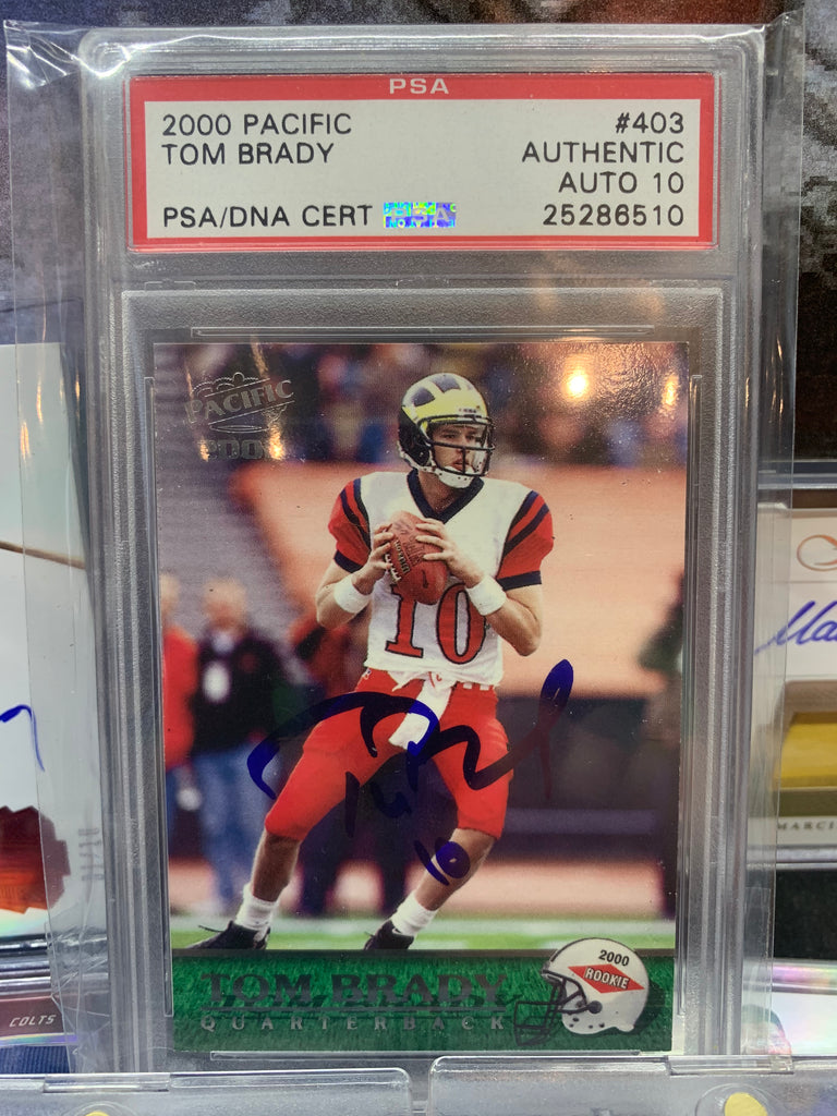 (100 TOTAL SPOTS!) *MULTI-SPORT* AUTOGRAPHS BREAK #5  TOM BRADY AUTO!!!!