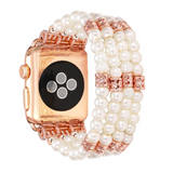 Pearl Apple Watch Band
