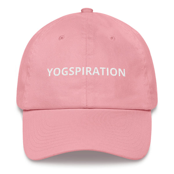 Yogspiration Dad Hat (2 Colors)